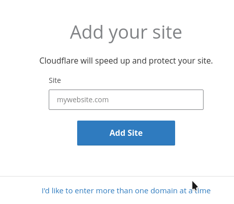 , How to Protect and Optimize your website with Cloudflare, New Blog Hosting