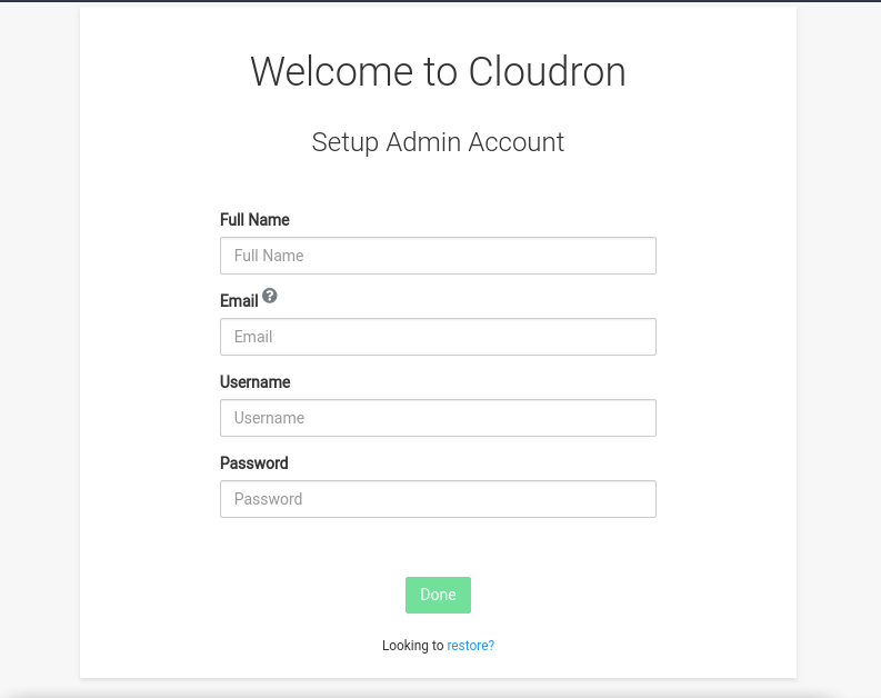 , How To Install Cloudron on Your Server, New Blog Hosting