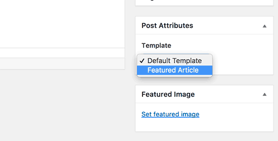 How to create a Custom Single Post Template, 💡 How to create a Custom Single Post Template, New Blog Hosting